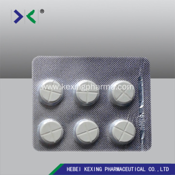 Albendazole 600mg And Febantel 300mg Tablets